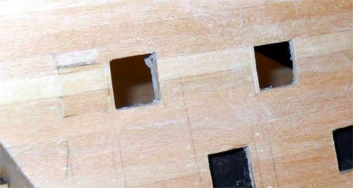 Wilfried's Baubericht zur Victory aus Holz und anderem Kram Bepl3510