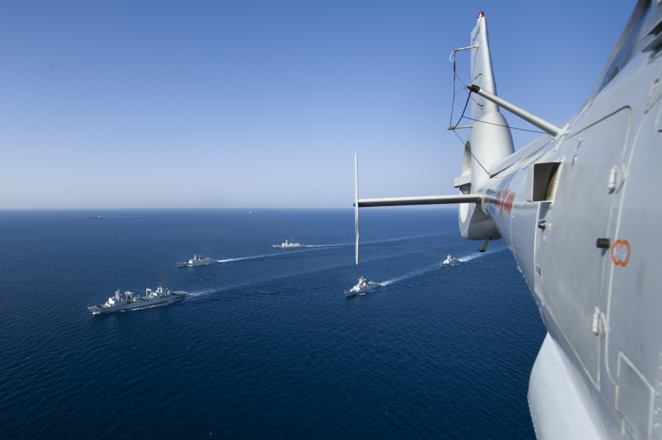 Fil Infos - PLAN - Marine Chinoise 13003310