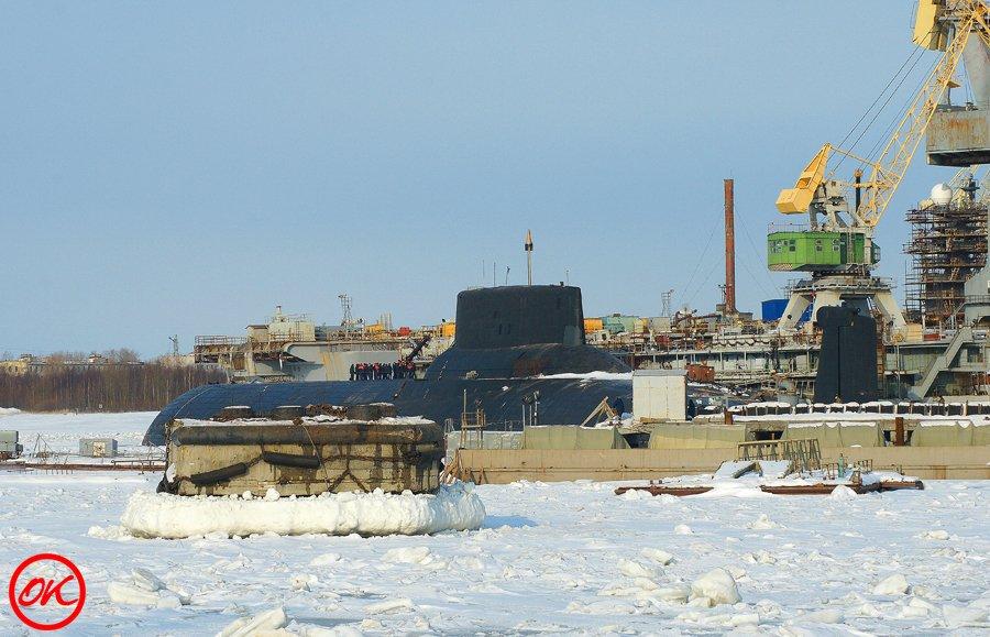 Les sous-marins Typhoon 37612310