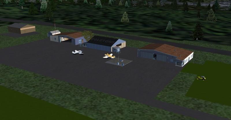e002n45 LFDE Aérodrome d'Egletons Fgfs-s41