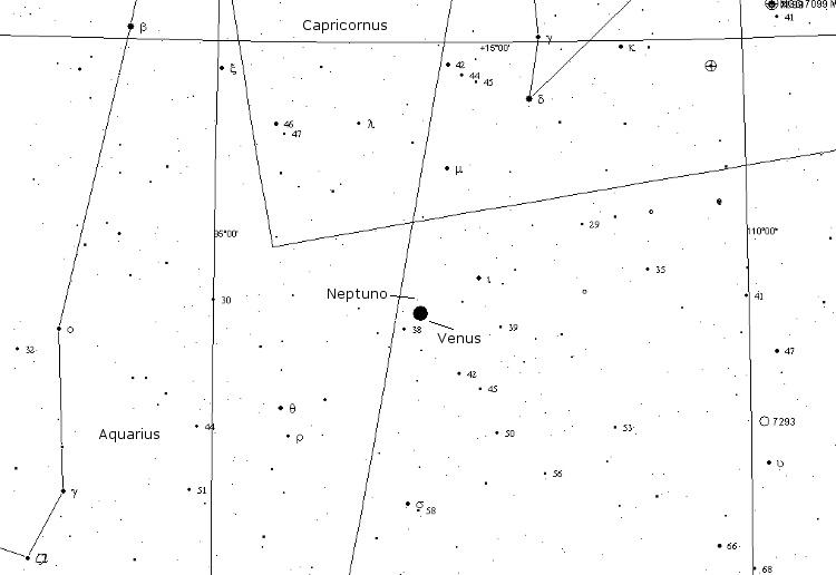 Conjunción Venus - Neptuno 27.03.2011 Venus-10