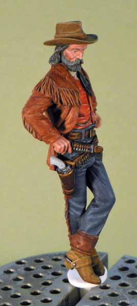 11°Fig :Le CowBoy dans le saloon. 1010