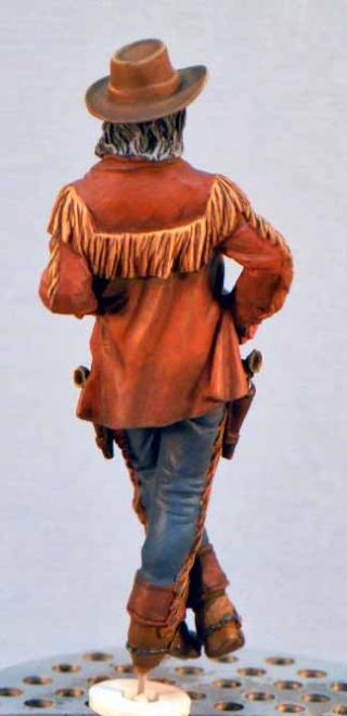 11°Fig :Le CowBoy dans le saloon. 1111