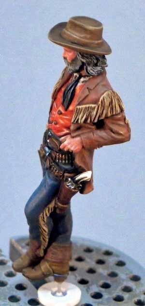 11°Fig :Le CowBoy dans le saloon. 1311