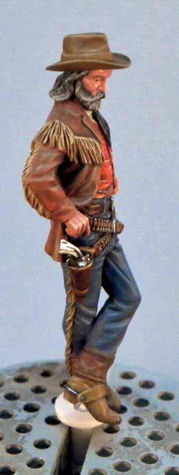 11°Fig :Le CowBoy dans le saloon. 1411