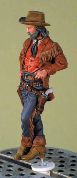 11°Fig :Le CowBoy dans le saloon. 810
