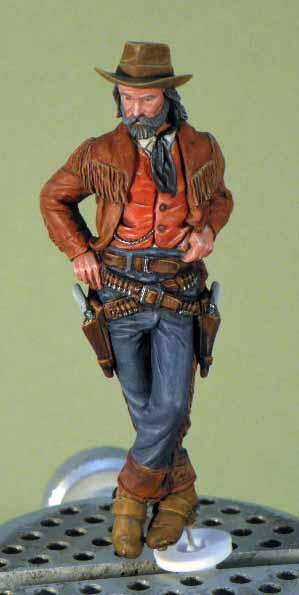 11°Fig :Le CowBoy dans le saloon. 910
