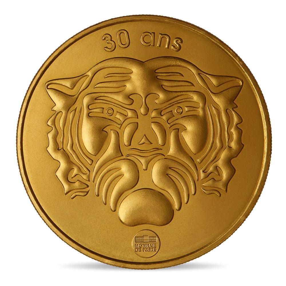 Vente d'une mini-médaille Fort Boyard 30 ans (Monnaie de Paris) 10011311