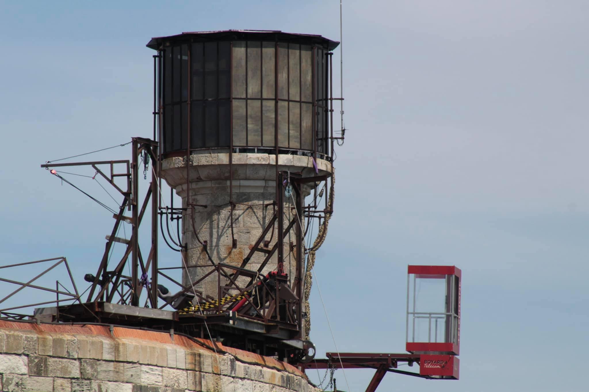 Photos des tournages Fort Boyard 2021 (production + candidats) - Page 6 18329211