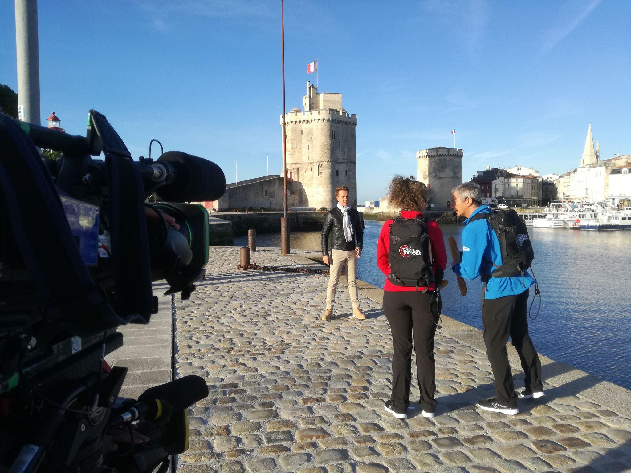 [Spécial] La Carte aux trésors en Charente-Maritime et au Fort Boyard - 17 avril 2019 à 21h sur France 3 42391110