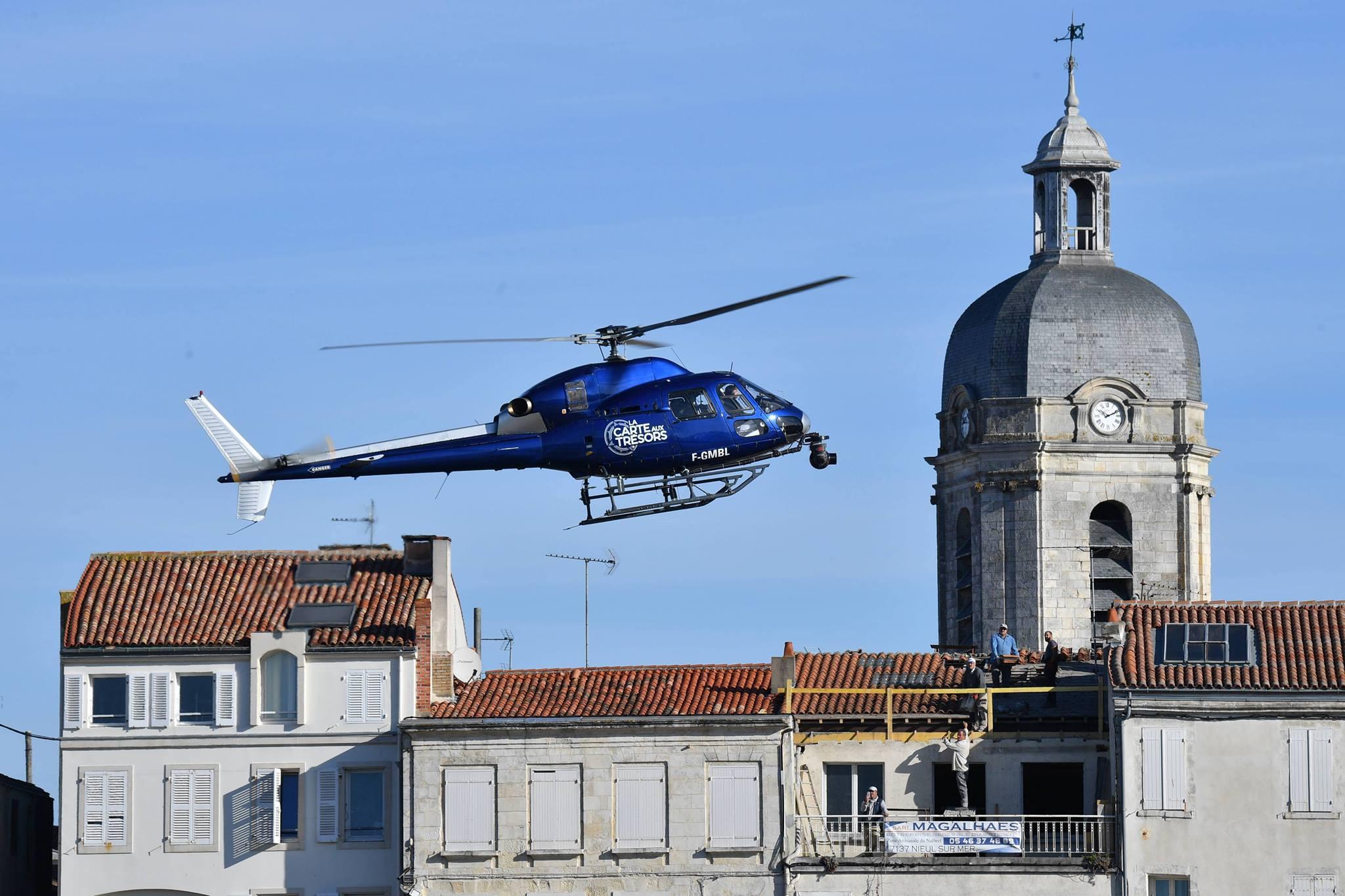 [Spécial] La Carte aux trésors en Charente-Maritime et au Fort Boyard - 17 avril 2019 à 21h sur France 3 42448010