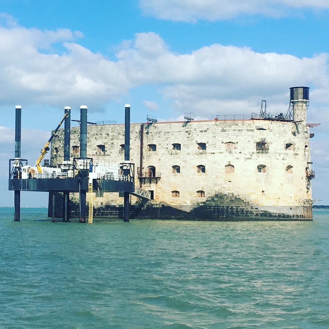 Photos divers de Fort Boyard 2019 (internautes + hors production) 53559910