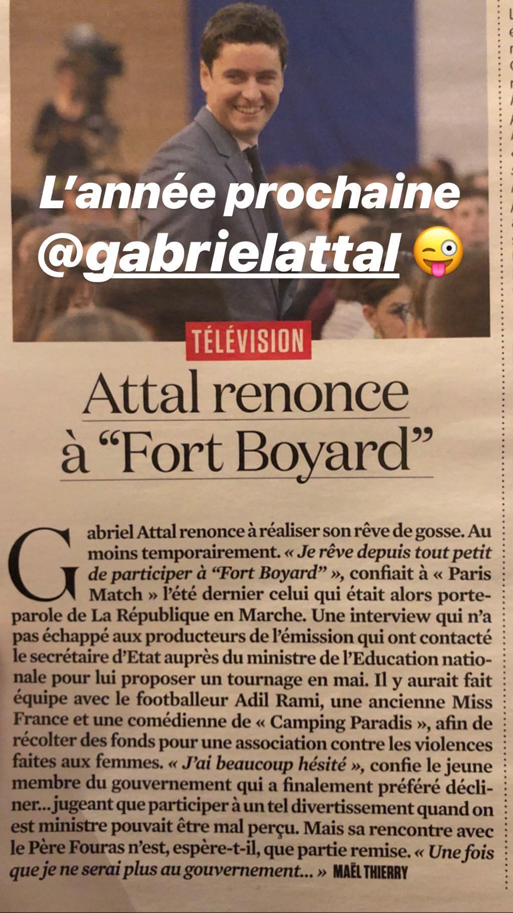 Découverte des candidats de Fort Boyard 2019 - Page 2 54732110