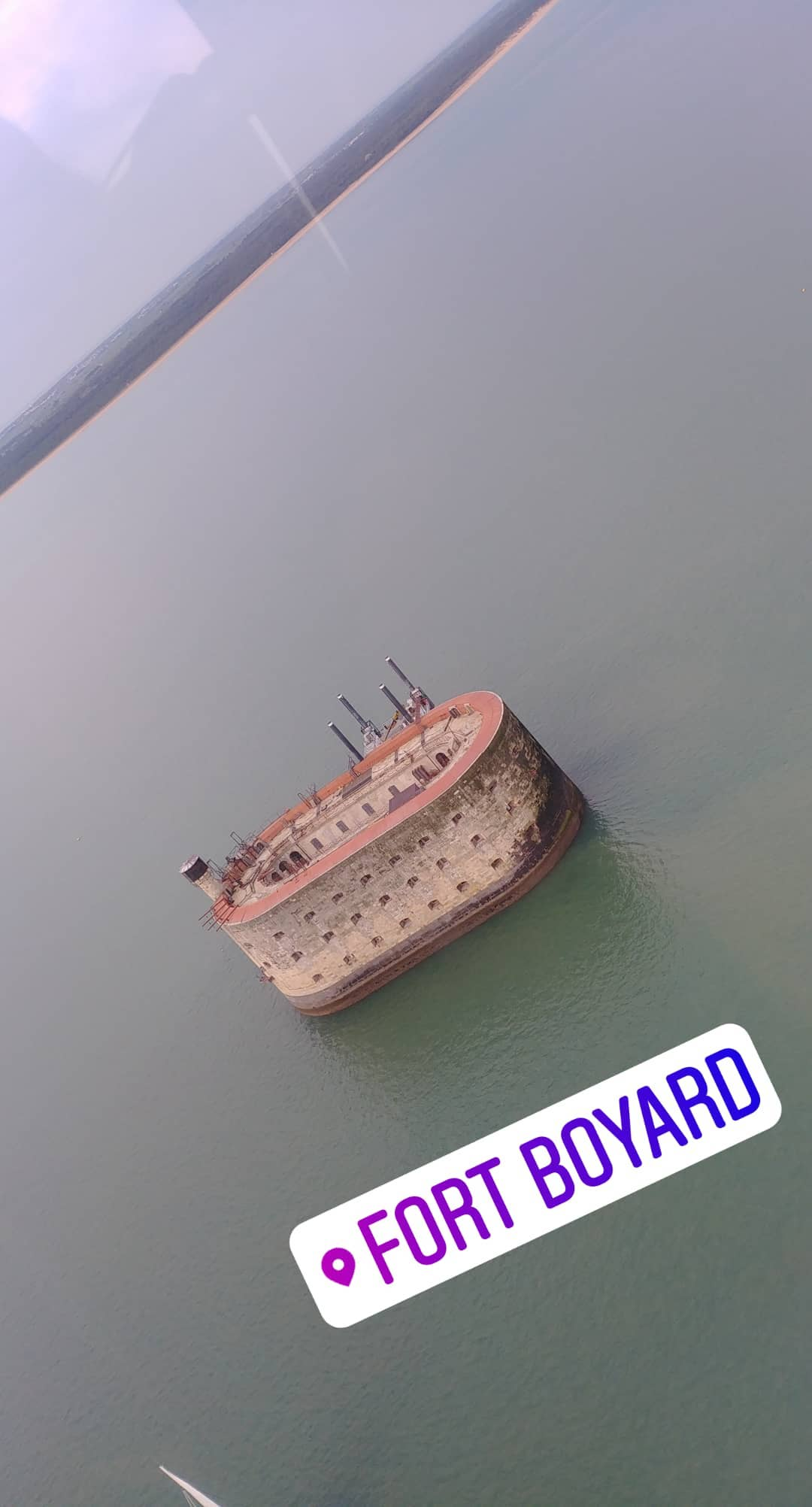 Photos divers de Fort Boyard 2019 (internautes + hors production) - Page 6 56531410