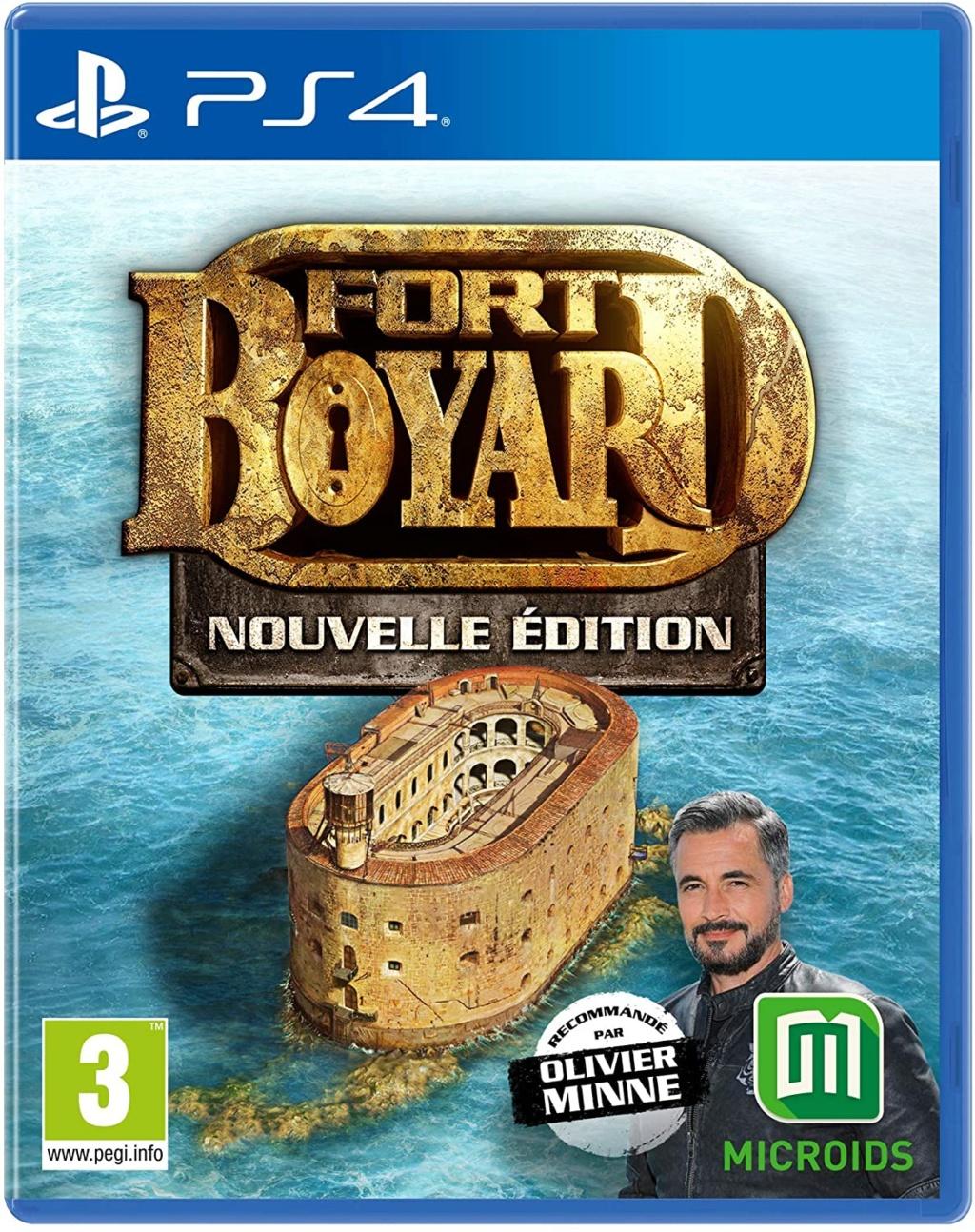 Jeu vidéo Fort Boyard de Microïds - PC/Switch/PS4/Xbox One - 2019 et 2020 - Page 9 91vnag10