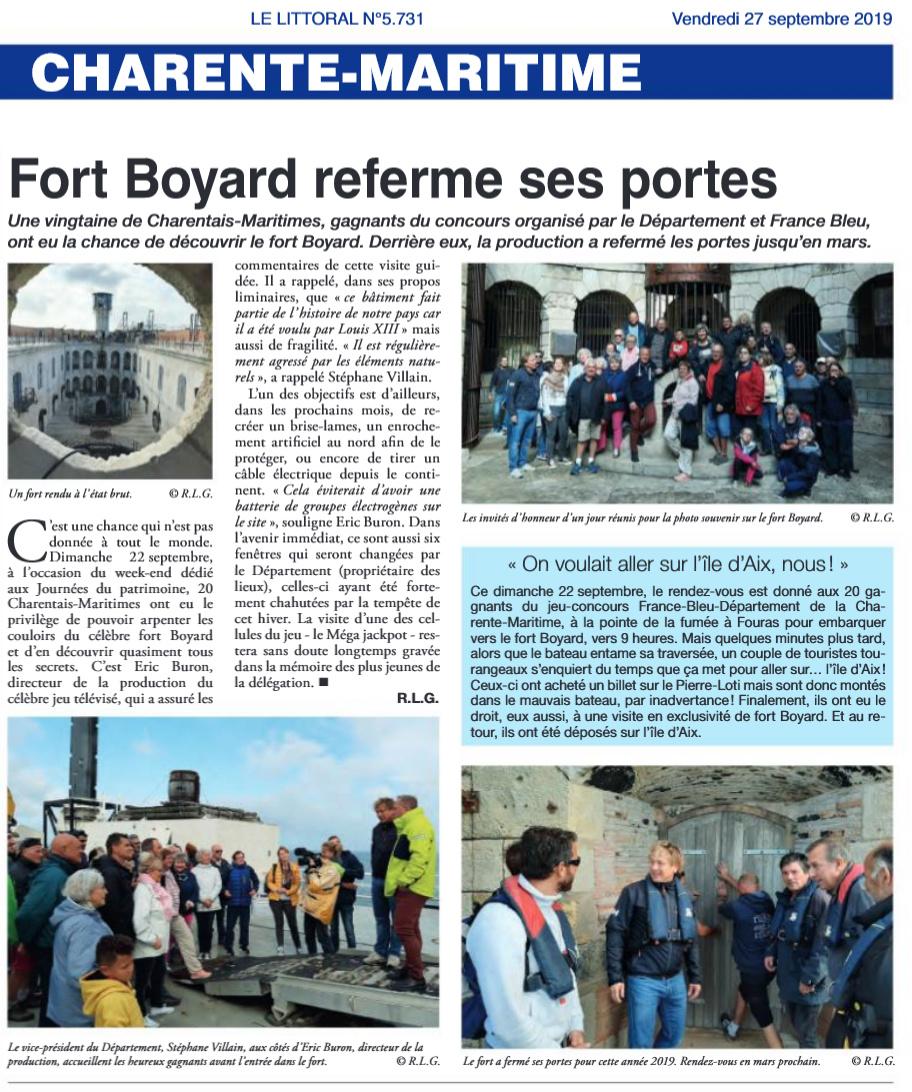 Le Fort Boyard en hiver/hors tournage - Page 11 Articl10