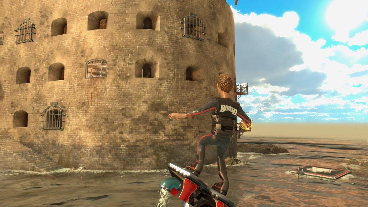 Jeu vidéo Fort Boyard de Microïds - PC/Switch/PS4/Xbox One - 2019 et 2020 D2wsx411