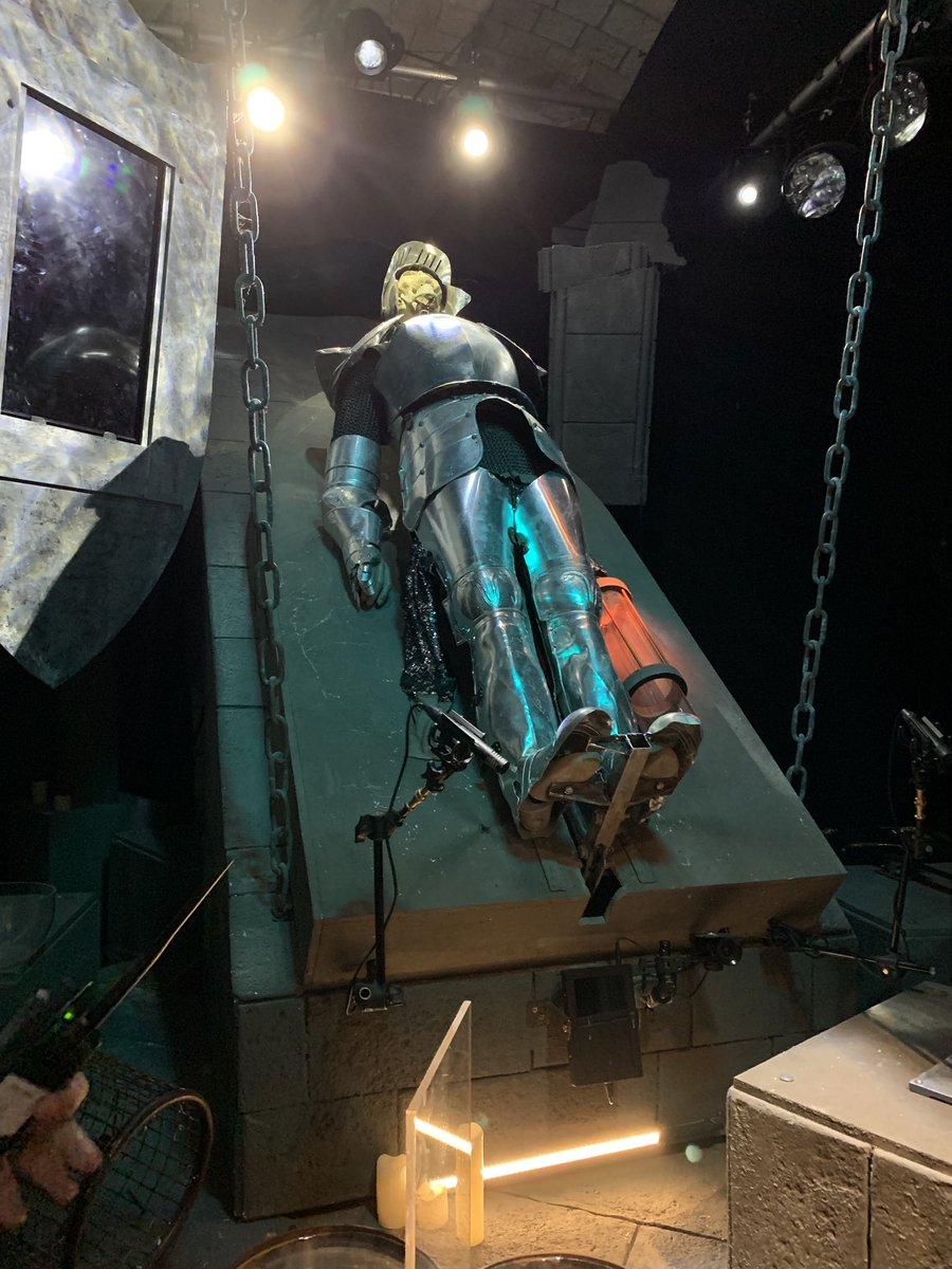 Nouvelles épreuves et aventures de Fort Boyard 2019 - Page 8 D88dit11