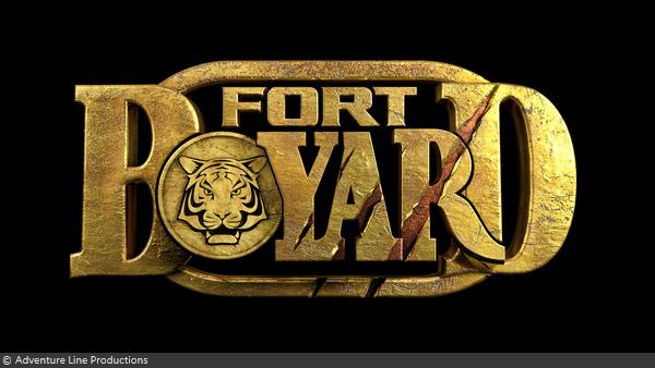 Générique, cinématiques, habillage et logo de Fort Boyard 2020 Logo10
