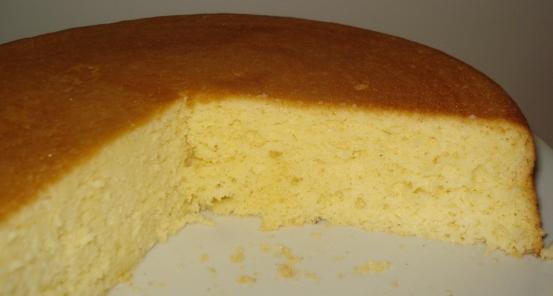 Gâteau aux 3 laits (pastel de très leche - Mexique) Dsc07111