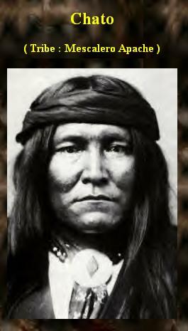 les apaches Chato-12