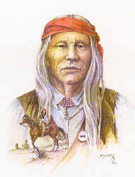 les apaches Cochis11