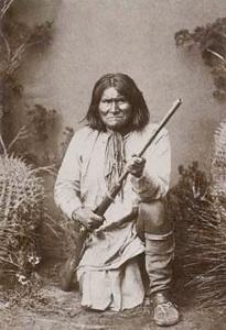 les apaches Geron210