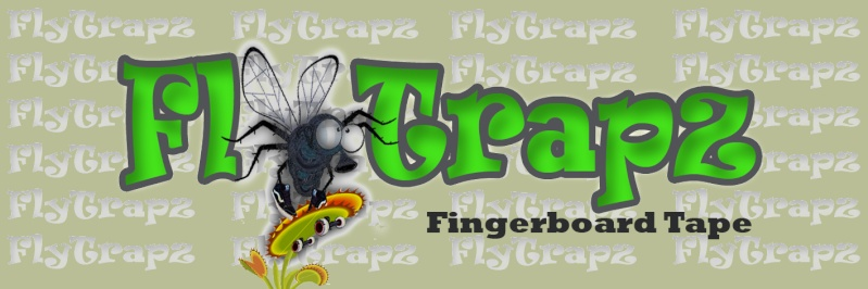 FlyTrapz® Fingerboard Tape - 100% made for fingerboarding - Page 4 Flytra13
