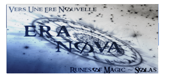EraNova (guilde Runes of Magic)