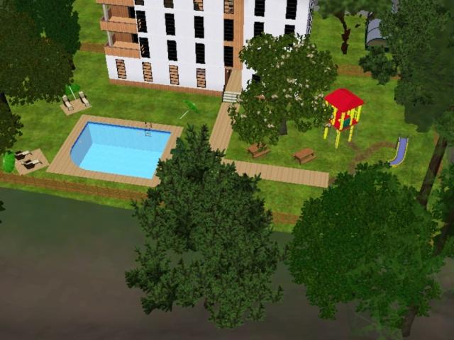 [Apprenti] Construire des appartements entier avec Accès VIP. Screen14
