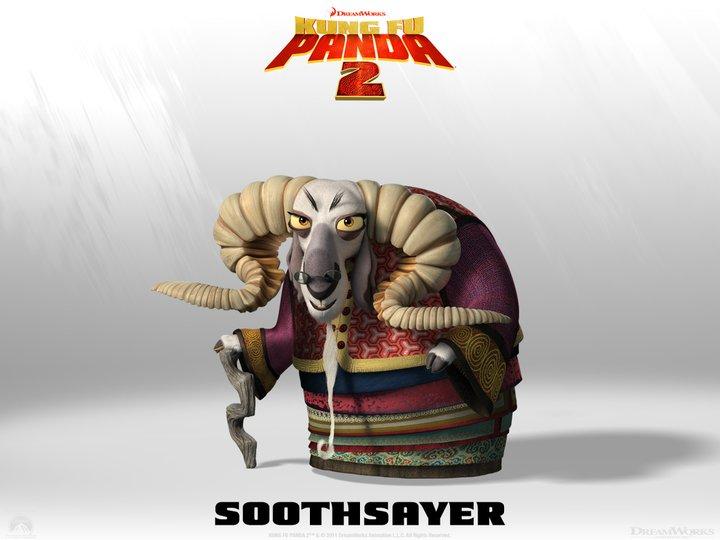 Kung Fu Panda 2 - le 15 juin 2011 19737810