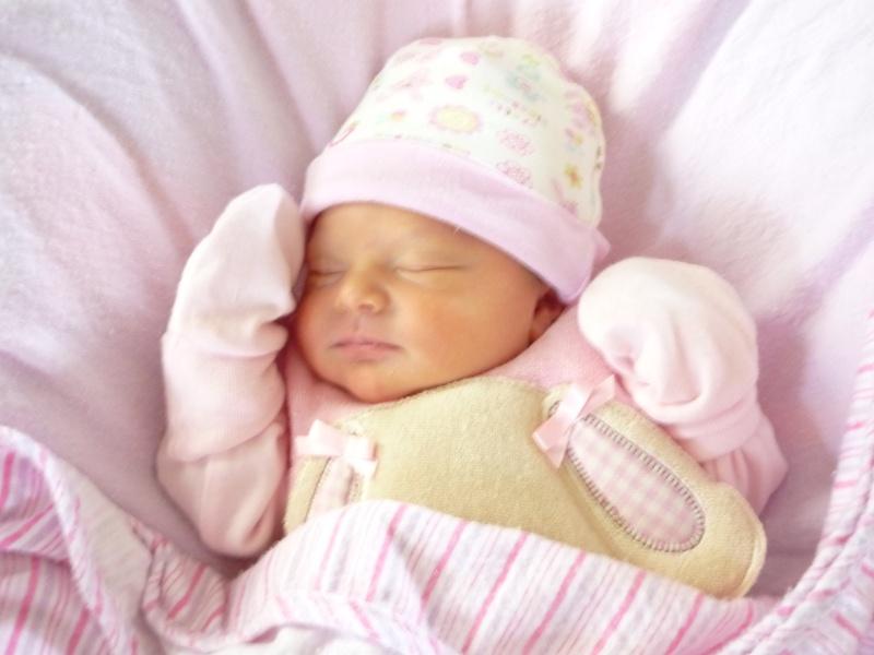 Léonie ,née le 31 mars 2011 Laonie10