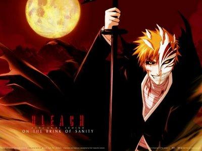 who's your fav anime hero Bleach10