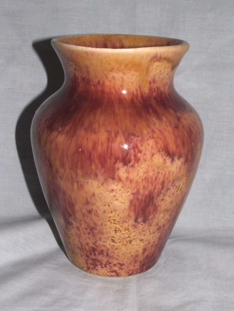Crown Lynn pattern #72 vase Vase__14