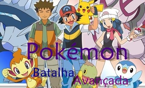 Pokémon-Batalha-Avançada
