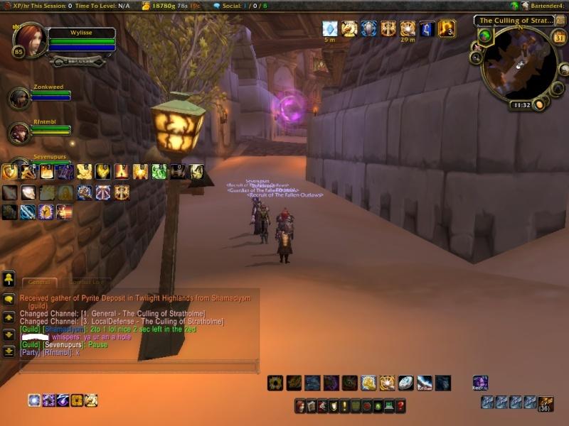 Random things that happen in game Untitl14