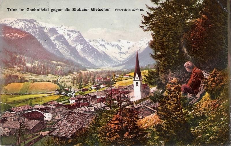 Alte Ansichten aus dem Wipptal Gschni11