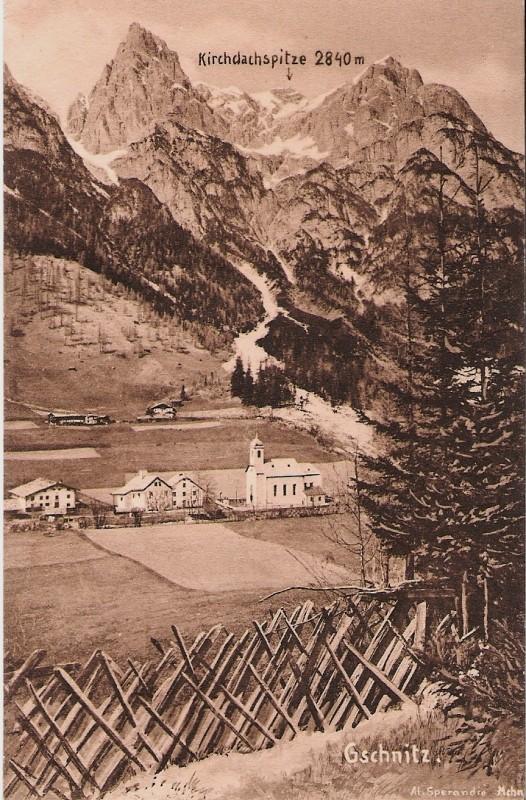 Alte Ansichten aus dem Wipptal Gschni13