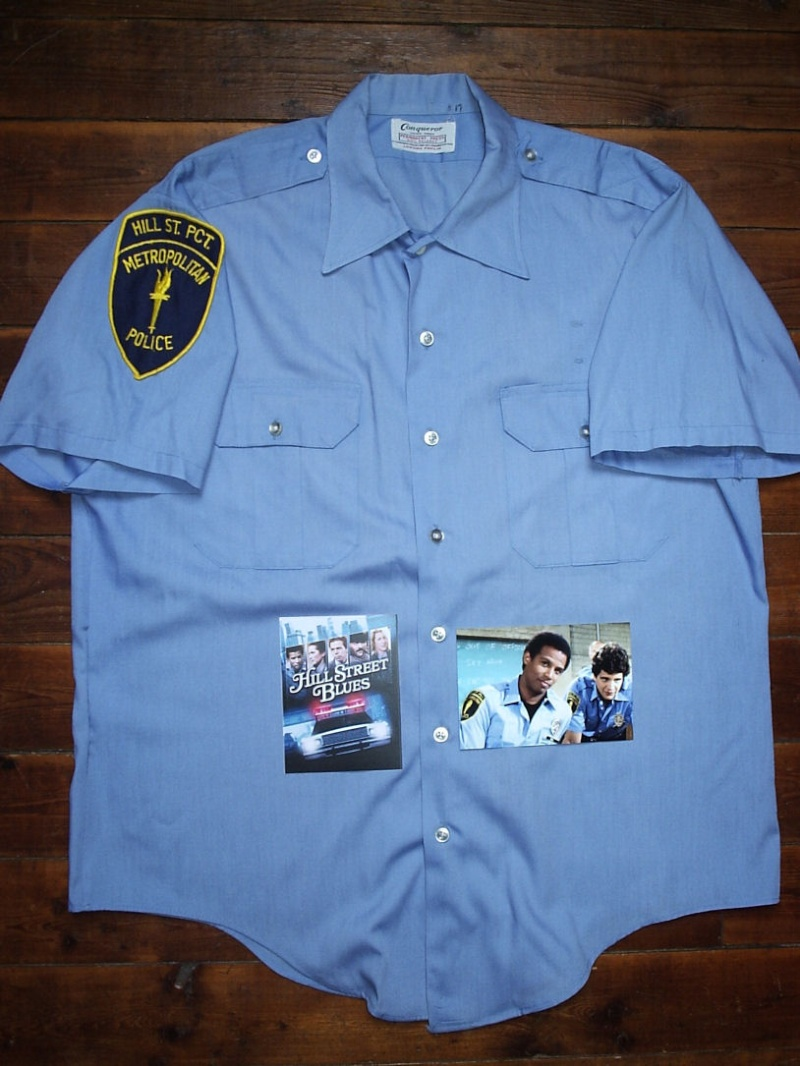 Capitaine Furillo - Hill Street Blues Hill_s10