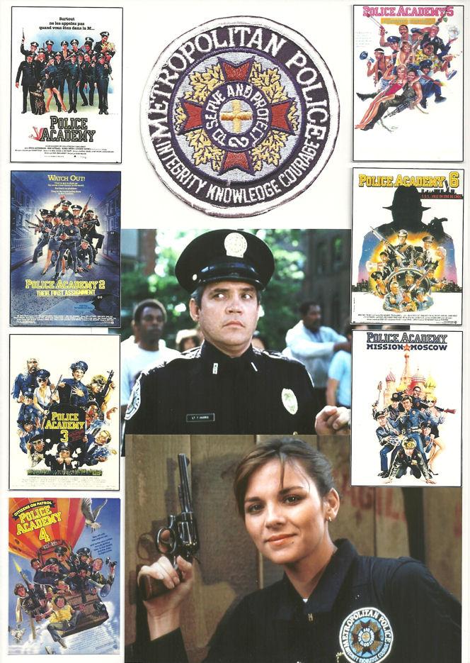 Repliques / Replicas P Police11