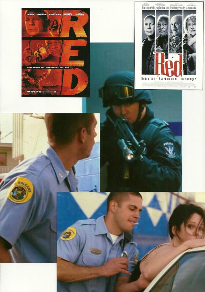 recherches / Wanted R Red10