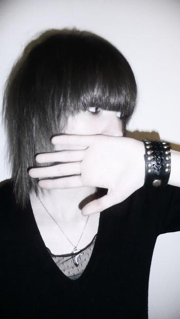 Erin montre le bout de son nez.. ou plus =) P1220711