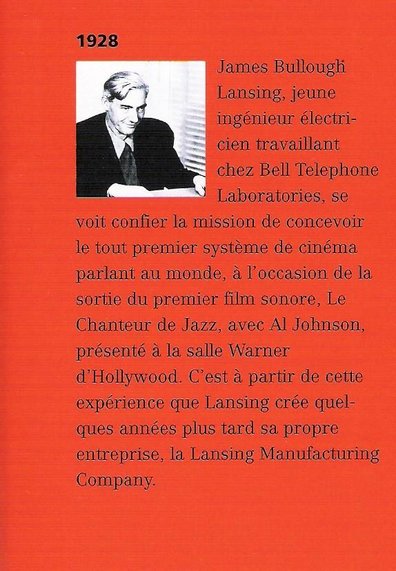 JBL BIENTOT 65 ANS D'HISTOIRE P111