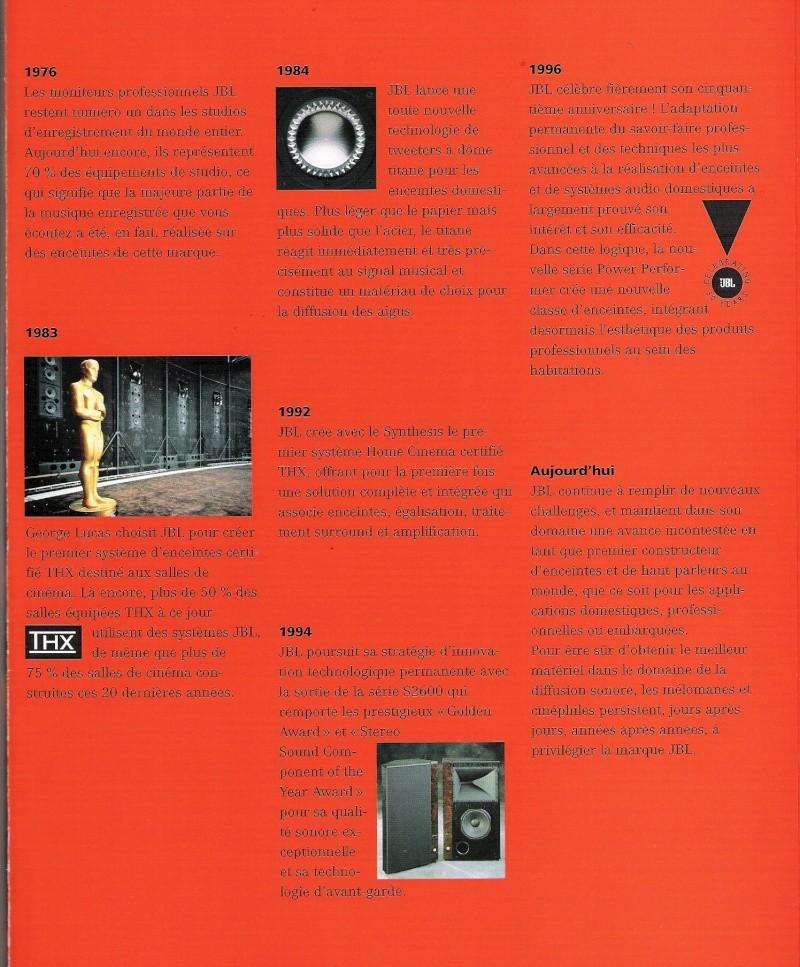 JBL BIENTOT 65 ANS D'HISTOIRE P311