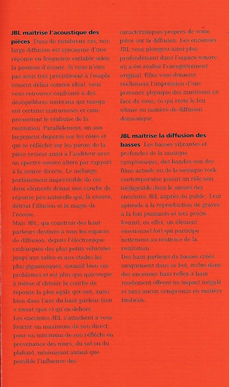 JBL BIENTOT 65 ANS D'HISTOIRE P510