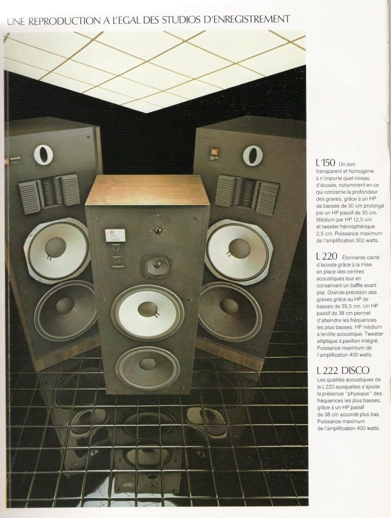 Modèle L150 - L220 - L222 DISCO Pub_l110
