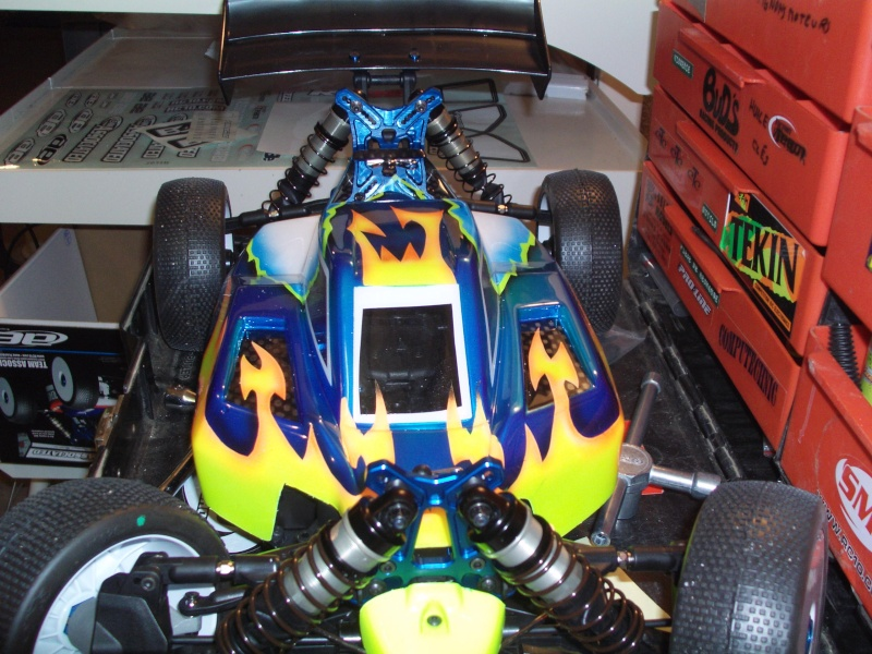 Mon projet Buggy 1/8 Asso RC8BE - Page 4 Rc8110