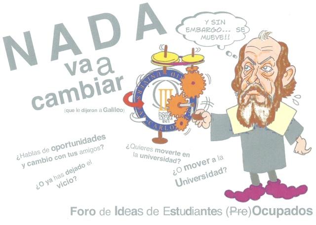 Foro de Ideas De Estudiantes Ocupados