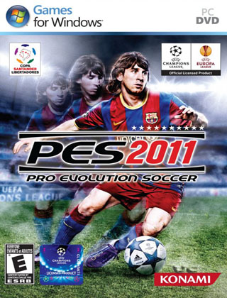 Pro Evolution Soccer 2011 23048910