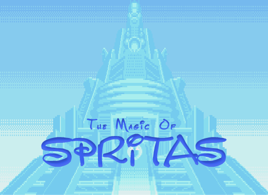 Logos for 'The Spritas' here! The_sp12